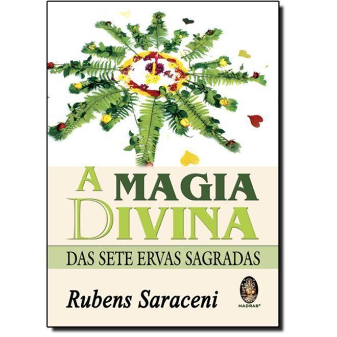 a magia divina das sete ervas sagradas
