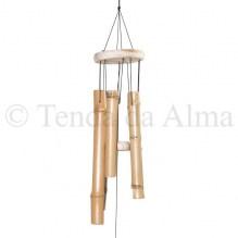 Espanta-Espíritos (Bambu Claro)